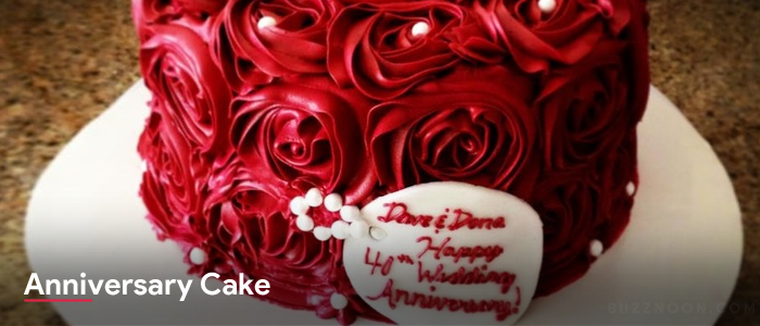 Order his/her favorite customized cake